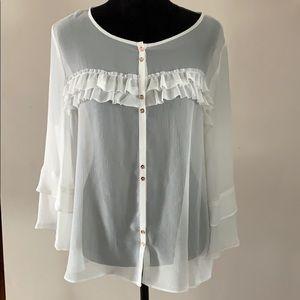 NWT Lauren Conrad blouse